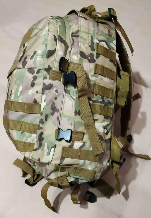 Тактический рюкзак(40L). CP camuflage. Блиц., фото №3
