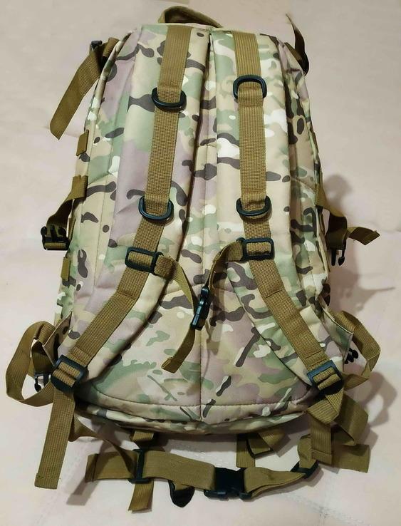Тактический рюкзак(40L). CP camuflage. Блиц., фото №4
