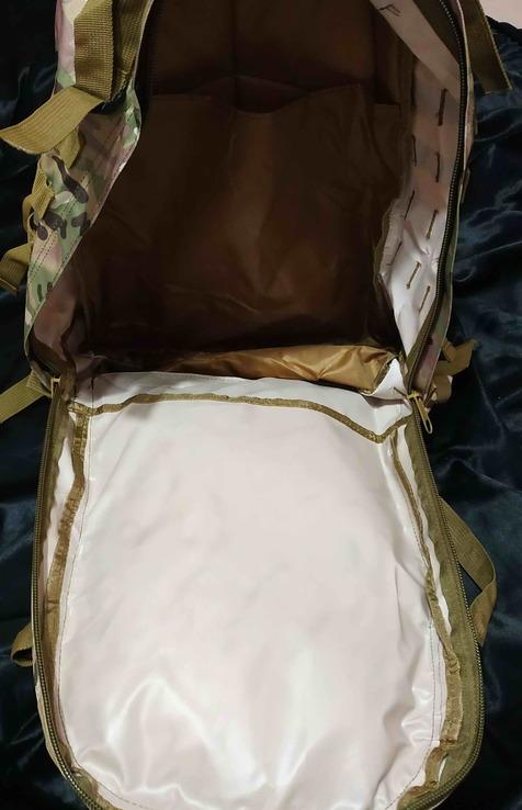 Тактический рюкзак(40L). CP camuflage. Блиц., фото №7