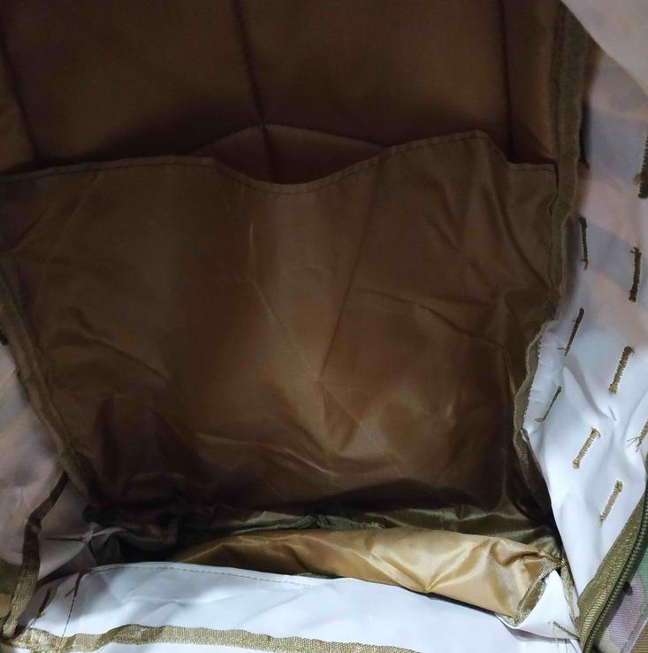 Тактический рюкзак(40L). CP camuflage. Блиц., фото №8