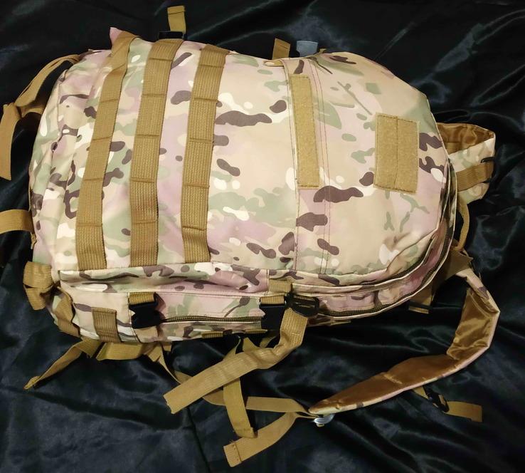 Тактический рюкзак(40L). CP camuflage. Блиц., фото №12
