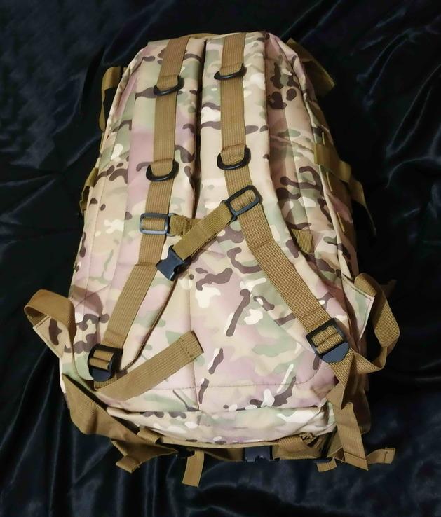 Тактический рюкзак(40L). CP camuflage. Блиц., фото №13