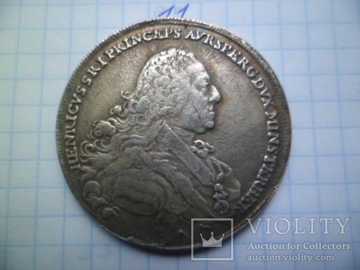 "1 Талер 1762 год "" копия, фото №2"