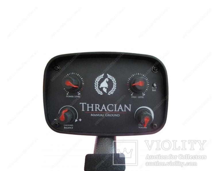 Металлоискатель Golden Mask Thracian 18 KHZ