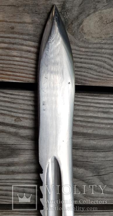 Штик ніж(Тесак)Швейцарський саперний 1914р.з підвісом., фото №7