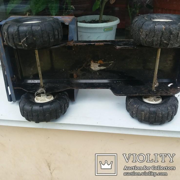Машинка СССР, фото №9