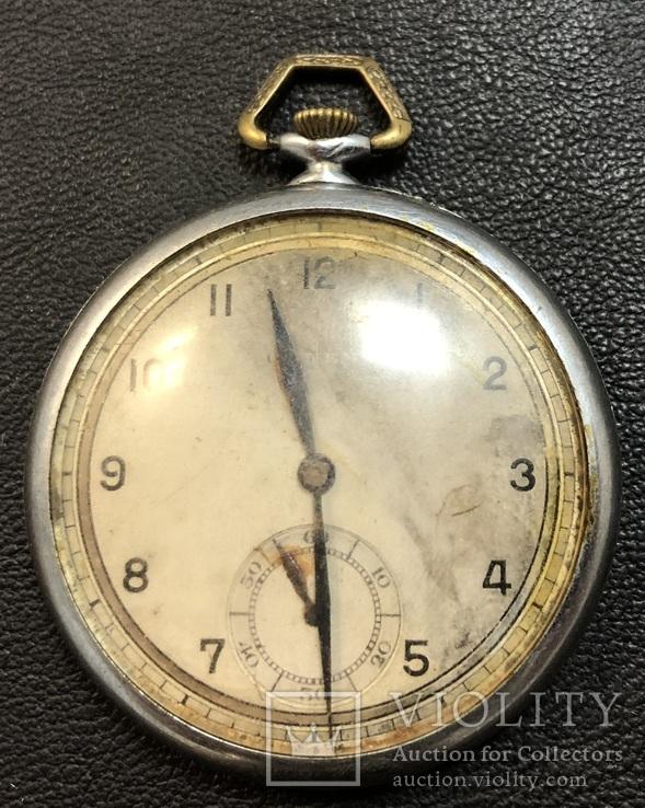 Карманные часы с брелком 1913 года, фото №6