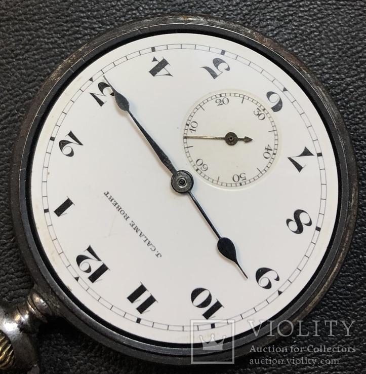 Карманные часы J. CALAME ROBERT, фото №10
