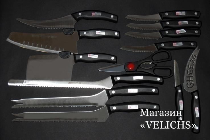 Набор ножей Mibacle Blade World Class ( 13 предметов), фото №10
