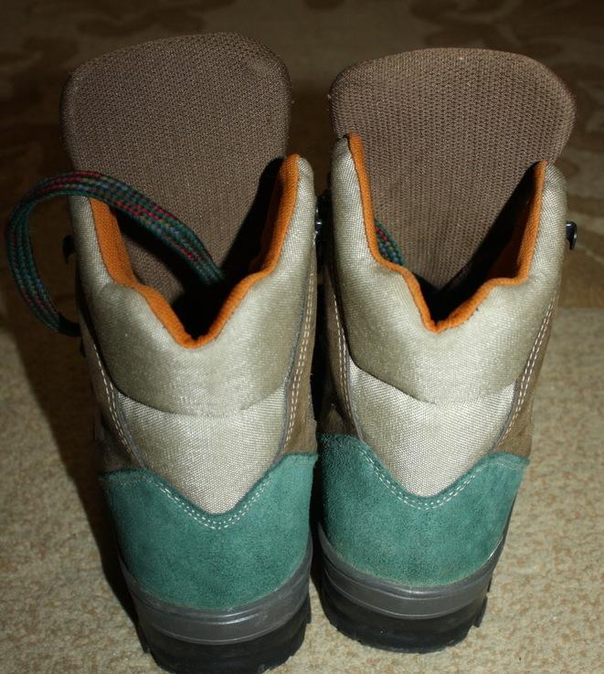 Трекинговые ботинки,Италия., фото №6