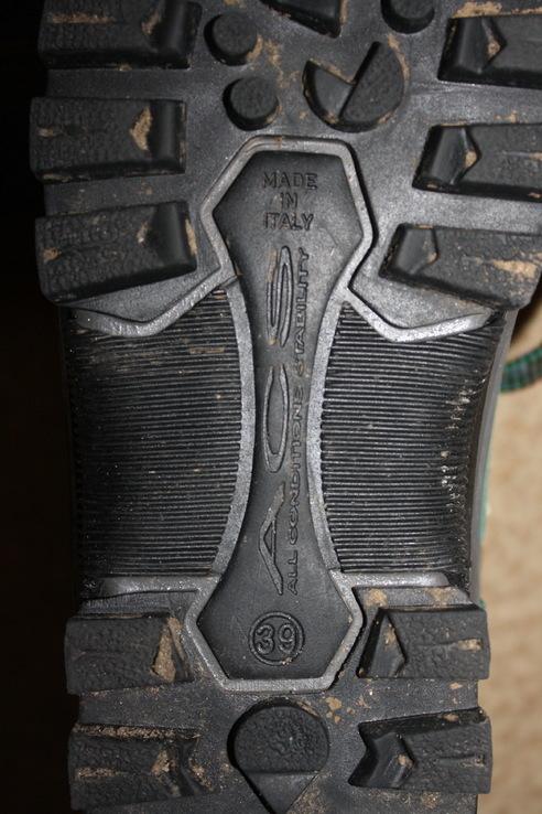 Трекинговые ботинки,Италия., фото №9