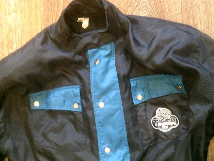 IXS Tiger защитная мото куртка разм. 52, фото №6