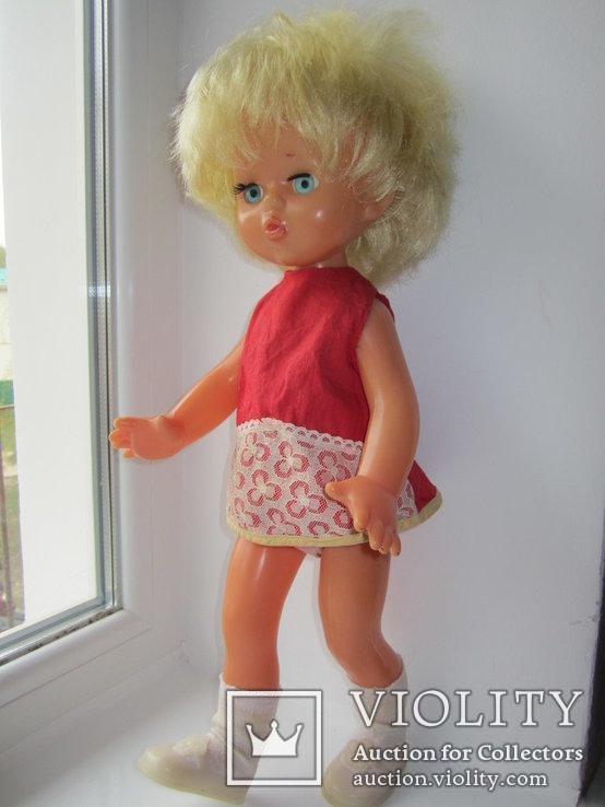 Кукла Саша 47см Ленигрушка СССР, фото №4