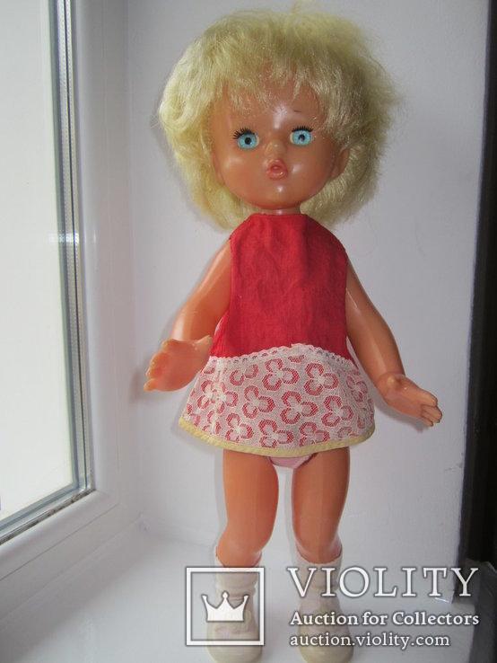 Кукла Саша 47см Ленигрушка СССР, фото №2