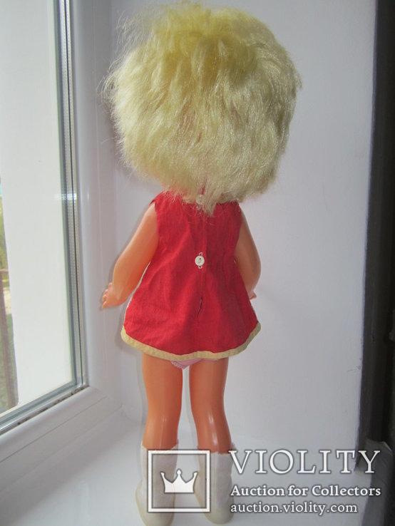 Кукла Саша 47см Ленигрушка СССР, фото №5