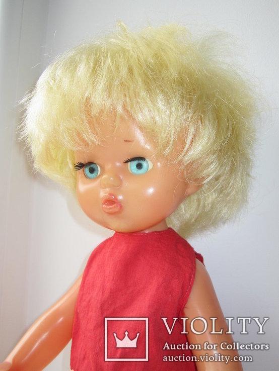 Кукла Саша 47см Ленигрушка СССР, фото №9