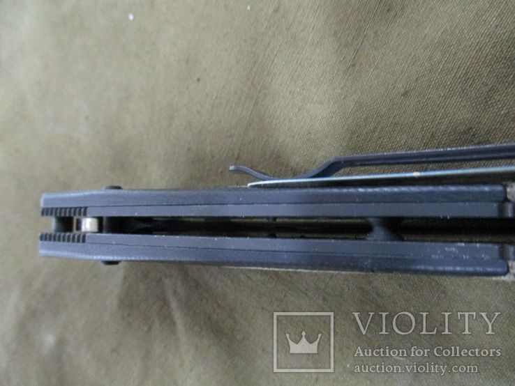 Нож Benchmade 615 Mini Rukus производства США (старых выпусков), фото №6