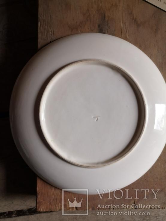 Сувенир тарелка Донецк мой город шахтер, фото №12
