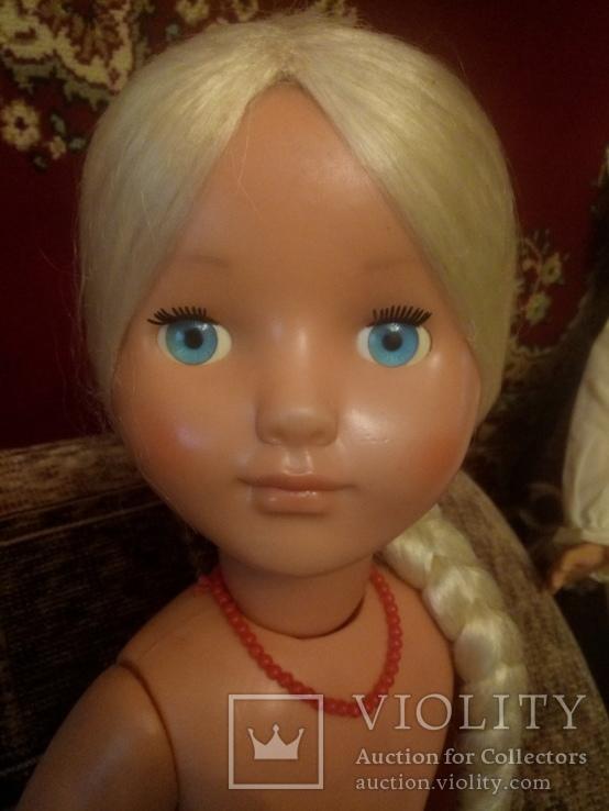 Кукла ссср, паричковая, 78 см, Василиса, фото №8