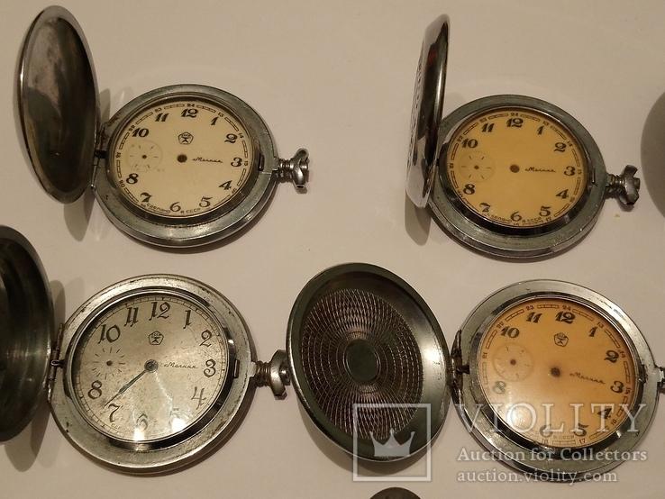 Корпуса карманних часов Молния, фото №4