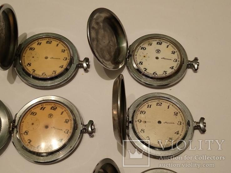 Корпуса карманних часов Молния, фото №6