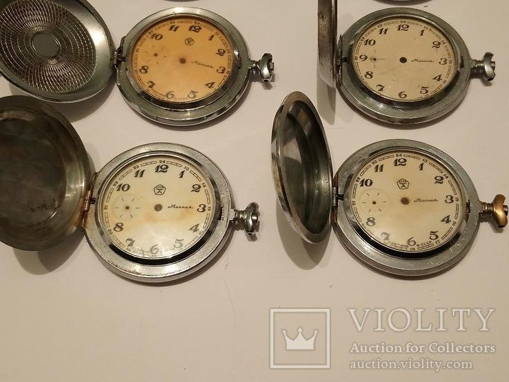 Корпуса карманних часов Молния, фото №7