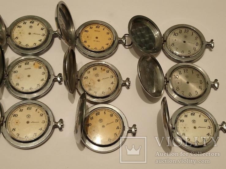 Корпуса карманних часов Молния1, фото №6