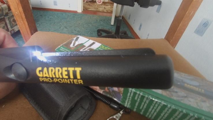 Пинпоинтер GARRETT Pro Pointer, фото №4
