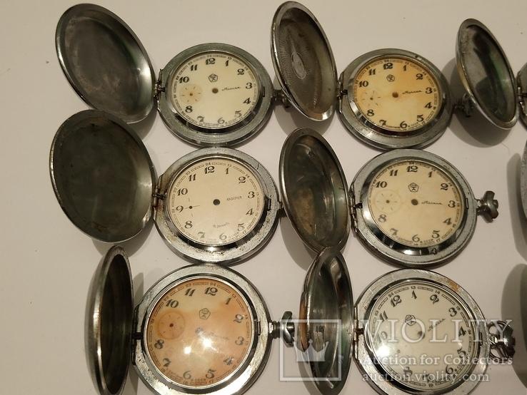 Корпуса карманних часов Молния5, фото №5