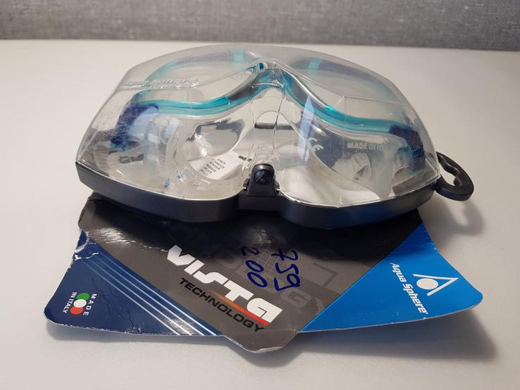 Очки для плавания Aqua Sphere Made in Italy (код 759)