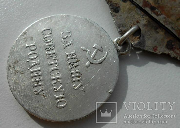 Медаль Партизану Отечественной войны 1 степени, фото №9