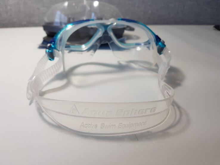 Очки для плавания Aqua Sphere Made in Italy (код 759), фото №6