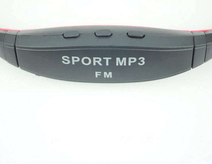Наушники беспроводные SPORT S9 встроенный MP3 плеер, фото №5