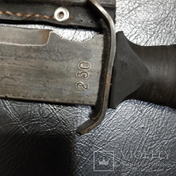 Нож ВМФ,ручной работы, фото №5