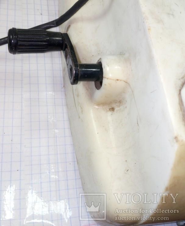 Телефон с ручкой для вызова номера, фото №6