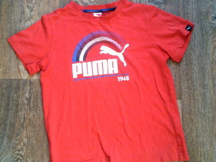 Puma - мастерка + футболка, фото №8