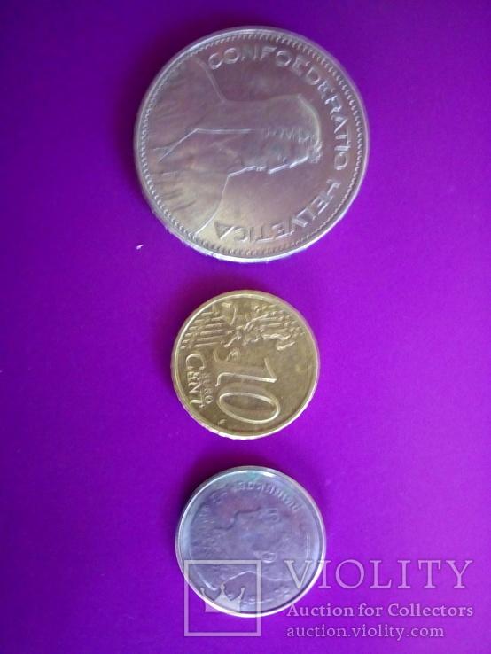 Різні монети