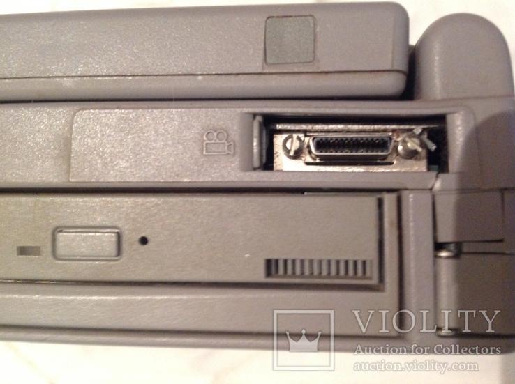 Ноутбук середины 90-х, Toshiba Tecra 750CDT, фото №6