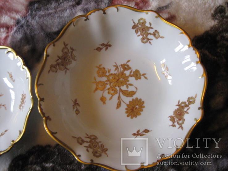 Винтажный набор эксклюзивной посуды, фото №4