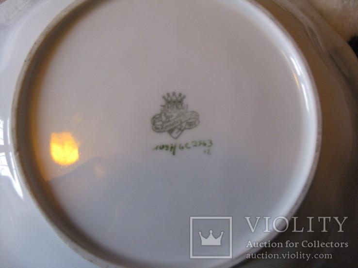 Винтажный набор эксклюзивной посуды, фото №7