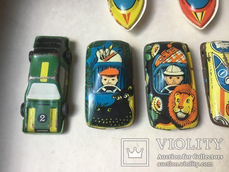 Гоночные машинки и 2 катера времен СССР., фото №8