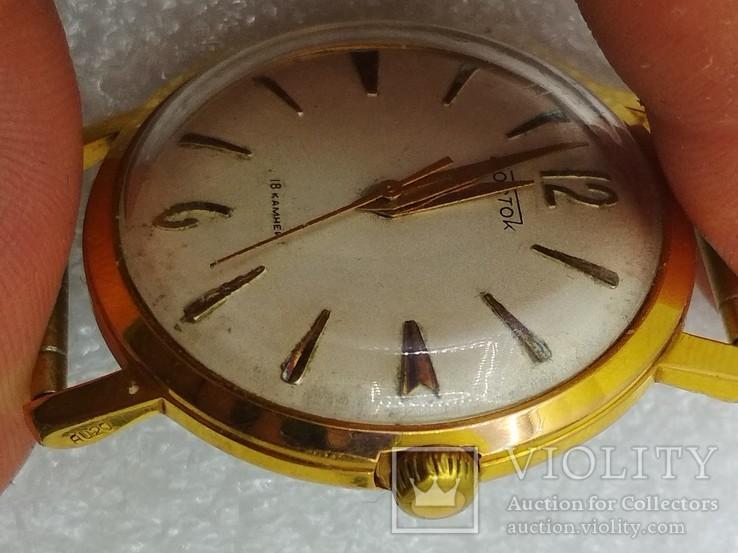 Часы Восток 18 Камней AU 20, фото №5