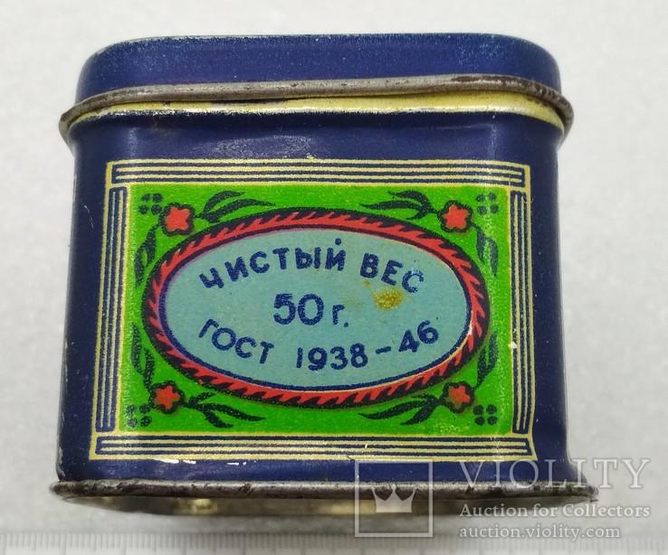 Коробочка Грузинский Чай Главчай Литография г. Калуга, фото №4