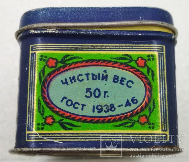Коробочка Грузинский Чай Главчай Литография г. Калуга, фото №6
