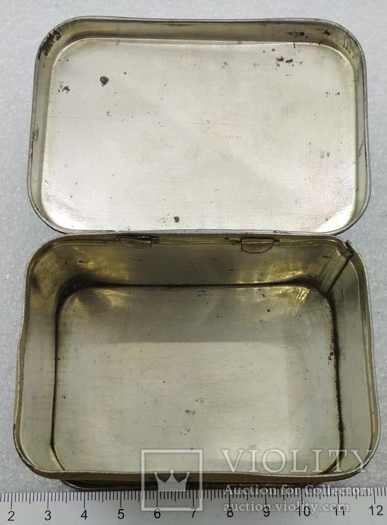 Коробочка Грузинский Чай Главчай Литография г. Калуга, фото №8