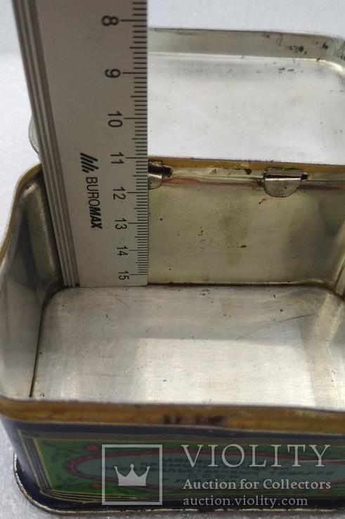 Коробочка Грузинский Чай Главчай Литография г. Калуга, фото №9