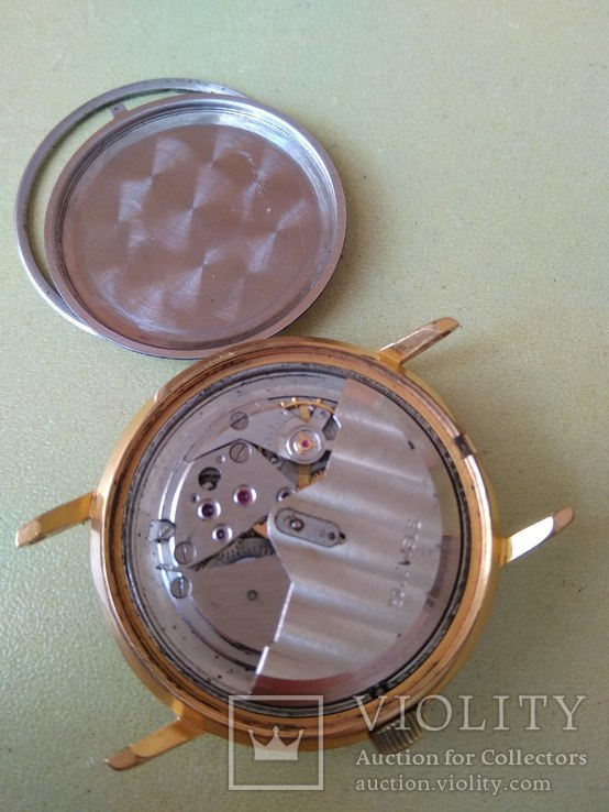 Poliot de luxe automatic, фото №3