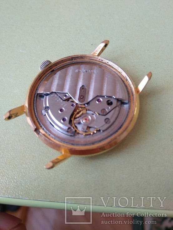 Poliot de luxe automatic, фото №4