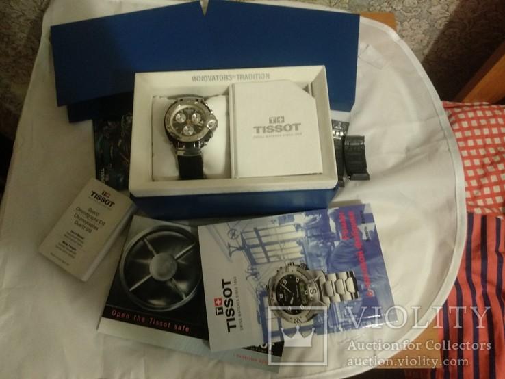 Часы Tissoт T-Race