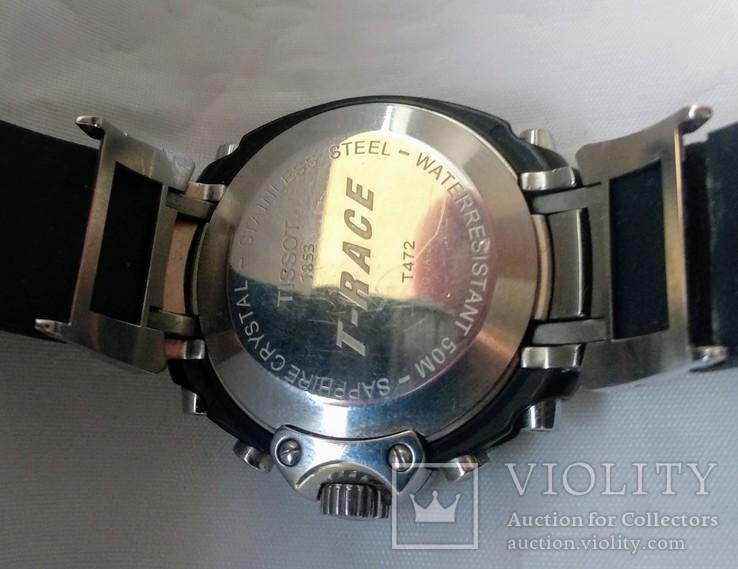 Часы Tissoт T-Race, фото №11